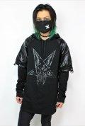 Vengeance / フード付きロンT【KILL STAR】
