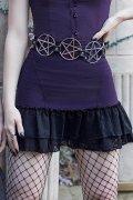Adoria Bustle Skirt/PLUM/スカート【KILL STAR】