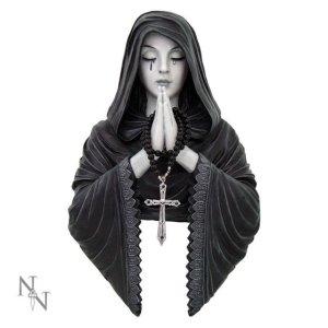 画像1: Gothic Prayer 39cm / 壁掛け【NEMESIS NOW】