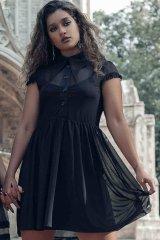 Eve Hallows Mesh Dress【KILL STAR】