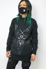 🔥SALE🔥King Of The Damned Knit Sweater/ニットトップス【KILL STAR】