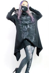 Dracult Hooded Tunic【KILL STAR】