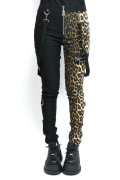 Def Leopard Jeans /LEOPARD / スキニージーンズ【KILL STAR】