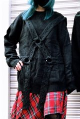 Pythia Knit Sweater/ニットトップス【KILL STAR】