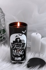 Never Trust The Living Candle With Lid/キャンドル【KILL STAR】